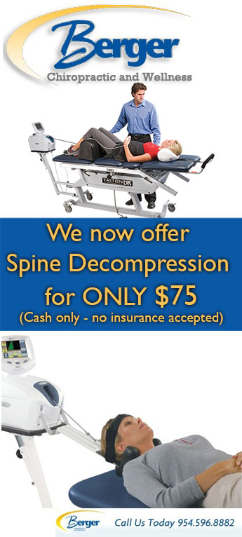 Spine Decompression Special